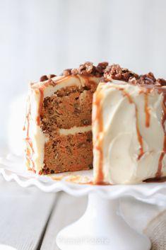 Carrot Cake (version 2)  #PrimalPalate