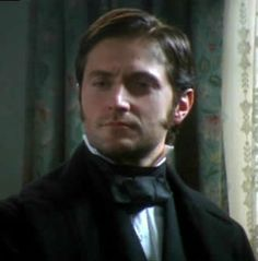 Richard Armitage as John Thornton in North and South Episode 1
