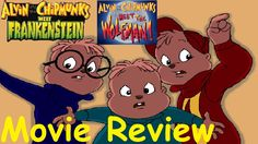 Alvin and the Chipmunks Meet Frankenstein and the Wolfman - Movie Review
