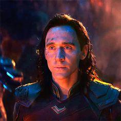 Loki in infinity war