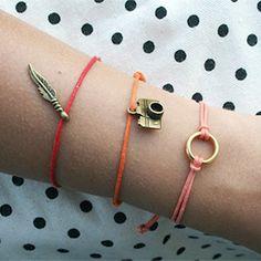 DIY Simple Bracelets