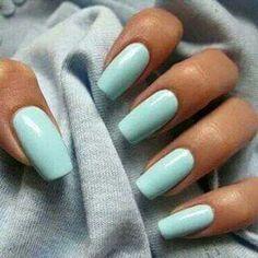 удивительно, синий, зеленый, ногти, лето