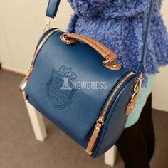Hot Sell Woman Korean Fashion Handbag PU Leather Ladies Hand Bag Shoulder Bag Cross Body Bags For Women 2014 Wholesale