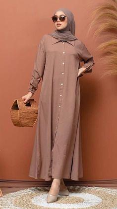 Muslim Fashion, Hijab Fashion, Hijab Style Tutorial, Model Kebaya, Hijab Dress, Muslim Women, Suits For Women, Fancy Dress, Womens Fashion