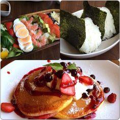 honohono cafe Waffles, Breakfast, Food, Morning Coffee, Essen, Waffle, Meals, Yemek, Eten