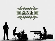 So tell me when you're gonna let me in - Keane