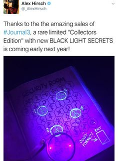 When I first got mine I actually thought it would have hidden stuff so I checked every page with a black light.