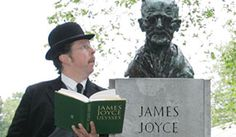Bloomsday is celebrated on June 16th every year in Dublin. Bloomsday commemorates the work of the Irish author James Joyce and is called after the main character in his most famous work – Leopold Bloom of Ulysses fame.