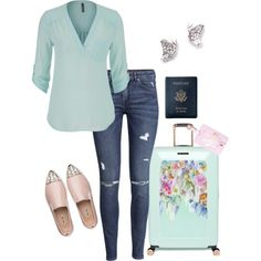 A fashion look from August 2015 featuring maurices blouses, H&M jeans and Miu Miu sneakers. Browse and shop related looks.