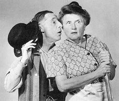 Oh how we laughed at Ma & Pa Kettle movies when we were kids...still do... : )
