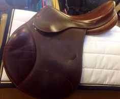 Jumping saddle from Prestige