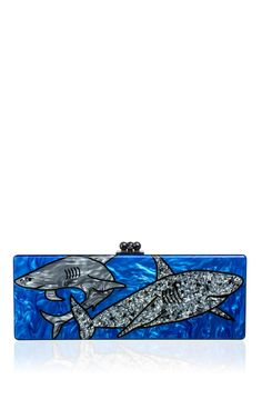 Flavia Sharks by Edie Parker Spring Summer 2014 (=)