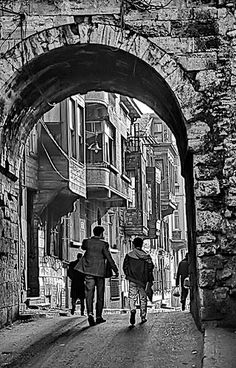 Landscape Pencil Drawings, Venice Painting, Historical Pictures, Iceland, Istanbul, Coloring Pages, Turkey, Art Deco, Sketch