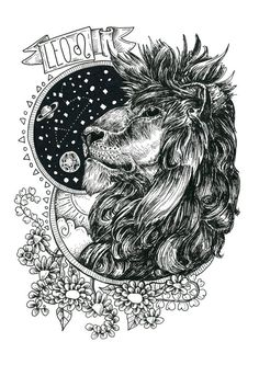 Fun and flirtatious Leo is most expressive sign of the zodiac! Ruled by the Sun and the Fire element, the charming and dramatic Lion is the life of the party. Full Moon In Sagittarius, Pisces And Leo, Leo Horoscope, Astrology Leo, Libra, Zodiac Art, My Zodiac Sign, Aquarius Constellation Tattoo, Drawings