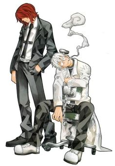Soul Eater, Spirit and Stein