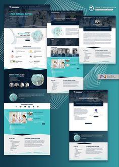 Home - Global Training Institute Learning Environments, Curriculum, Seo, Health Care, Custom Design, Wordpress, Train, Education, Website