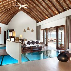 Ocean Haven Suite @ W Maldives Retreat