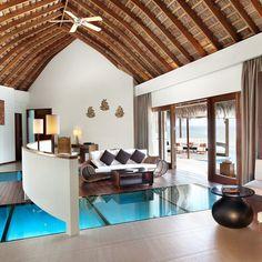 Fancy - Ocean Haven Suite @ W Maldives Retreat