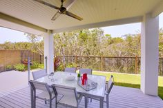 Alfresco dining with stunning views Win A House, Prize Homes, Luxury Penthouse, Al Fresco Dining, Pergola, Outdoor Structures, Outdoor Pergola, Arbors, Pergolas