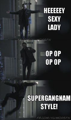 not a fan of Gangnam style but it's an awesome application of the song. ;)
