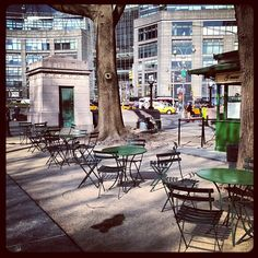 Caffe Ferrara at Columbus Circle inside Central Park NY http://korenreyes.com