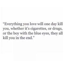 It'll all kill you
