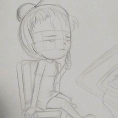 #wip #sketch #sketchbook #drawing #kawaii