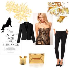"""""""New Year Outfit"""" by marcella-sampaolesi on Polyvore"""
