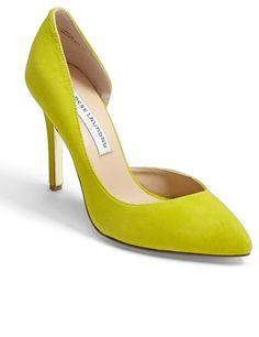 $129, Kristin Cavallari Copertina Pump. Sold by Nordstrom. Click for more info: http://lookastic.com/women/shop_items/37458/redirect