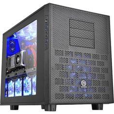 Thermaltake Core X9 E-ATX Cube Chassis, #CA-1D8-00F1WN-00