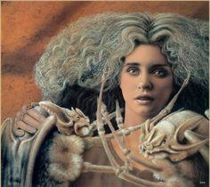 Illustrations By Jim Burns