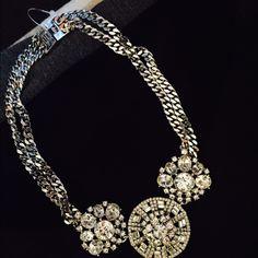 Kate spade Newyork necklace Kate spade beautiful rhinestone statement piece kate spade Jewelry Necklaces