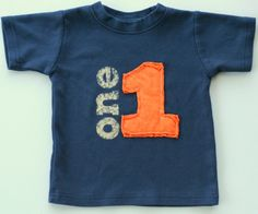 Toddler Birthday shirt, Layered Applique Number, (No Ink) 1st birthday, 2nd birthday, 3rd birthday, 4th birthday, 1,2,3,4,5 Free Shipping. $27.00, via Etsy.