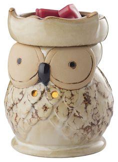 Candle Warmers, Etc.™ Ceramic Owl Illumination Fragrance Warmer™   Bass Pro Shops