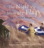 The Night We Made the Flag by Carole Wilkinson
