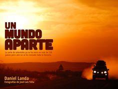Daniel Landa: Vuelta al mundo de 100.000 kms