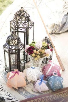 Wedding Trends for 2013 Gorgeous Paper Lanterns Garden Lanterns, Metal Lanterns, Paper Lanterns, Table Lanterns, Wedding Fair, Chic Wedding, Wedding Blog, Wedding Stuff, Dream Wedding