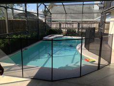 Pool Safety Fence Lake Mary,FL