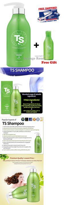 Hair Beauty: Ts Premium Shampoo 500Ml (16.9 Oz) + 100Ml (3.38Oz) Free, Hair Loss Prevention -> BUY IT NOW ONLY: $34.95 on eBay!