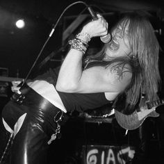 # Guns N Roses # On Stage # Axl Rose