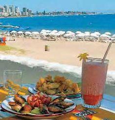 Punta del Este beach style