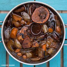 Sos demi-glace czyli baza innych sosów - prosty przepis - Blog kulinarny - Magiczny Składnik : Blog kulinarny – Magiczny Składnik