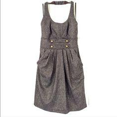 Urban Outfitters halter dress NWOT. super cute halter dress with pockets. Never worn. Urban Outfitters Dresses Midi