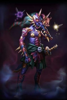Awesome Majora's Mask fan artwork (but by whom!?)