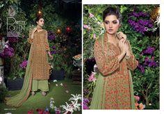 Pretty Pollen - Cotton Silk Digital Printed Salwar Suit By Ganga Fashions