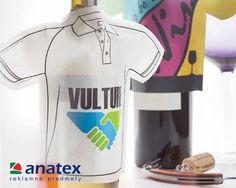Obal na fľašu VINOPOL s potlačou je reklamný predmet, ktorý bude vždy tam, kde je dobrá nálada. Tak teda: Na reklamu a na zdravie!