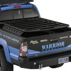 Warrior Economy Light Duty Bed Rack