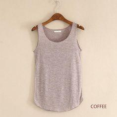 fd02cf6d8e2 HOT summer Fitness Tank Top New T Shirt Plus Size Loose Model Women T-shirt  Cotton O-neck Slim Tops Fashion Woman Clothes