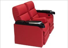 Commercial Movie Theater Seating | Stadium Seating Movie Theater | Folding Movie Chairs