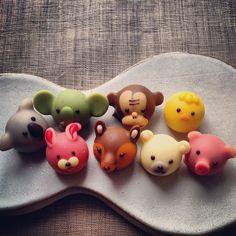 // 今年も動物チョコにw A happy Valentine's day #chocolat by chizuru-bis on Flickr. //
